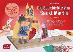 Cover-Bild zu Die Geschichte von Sankt Martin von Scherzer, Gabi