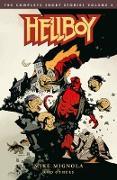 Cover-Bild zu Mignola, Mike: Hellboy: The Complete Short Stories Volume 2