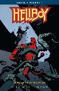 Cover-Bild zu Mignola, Mike: Hellboy Omnibus Volume 1: Seed of Destruction