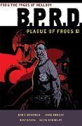 Cover-Bild zu Mignola, Mike: B.P.R.D: Plague of Frogs Volume 3
