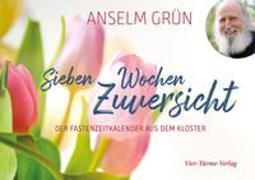 Cover-Bild zu Sieben Wochen Zuversicht von Grün, Anselm
