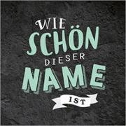 Cover-Bild zu CD Wie schön dieser Name ist von Friesen, Pala (Sänger)