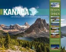 Cover-Bild zu Kanada Kalender 2021 von Ackermann Kunstverlag (Hrsg.)