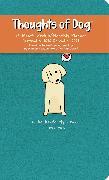 Cover-Bild zu Thoughts of Dog 16-Month 2020-2021 Weekly/Monthly Planner Calendar von Nelson, Matt