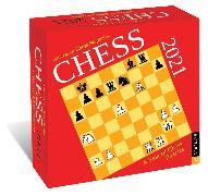 Cover-Bild zu Chess 2021 Day-to-Day Calendar von American Chess Magazine