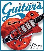 Cover-Bild zu Guitars Wall Calendar 2021 von Schiller, David