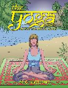 Cover-Bild zu The Yoga Poses Adult Coloring Book von Anthony, M. G.