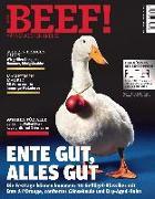 Cover-Bild zu BEEF! Nr. 54 (6/2019) von Gruner+Jahr GmbH (Hrsg.)