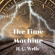 Cover-Bild zu The Time Machine (Audio Download) von Wells, H.G.