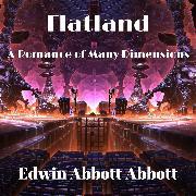 Cover-Bild zu Flatland (Audio Download) von Abbott, Edwin Abbott