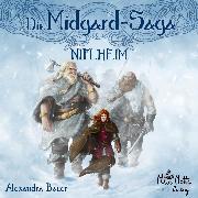 Cover-Bild zu Die Midgard-Saga - Niflheim (Audio Download) von Bauer, Alexandra
