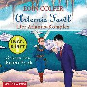 Cover-Bild zu Artemis Fowl - Der Atlantis-Komplex (Audio Download) von Colfer, Eoin