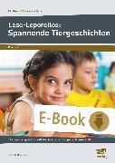 Cover-Bild zu Lese-Leporellos: Spannende Tiergeschichten Kl. 1/2 (eBook) von Neubauer, Annette