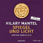 Cover-Bild zu Spiegel und Licht (Teil 2 von 3) (Audio Download) von Mantel, Hilary