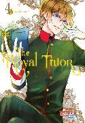 Cover-Bild zu Akai, Higasa: The Royal Tutor 4