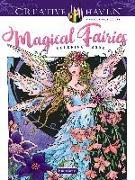 Cover-Bild zu Creative Haven Magical Fairies Coloring Book von Sarnat, Marjorie