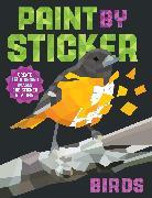 Cover-Bild zu Paint by Sticker: Birds von Workman Publishing