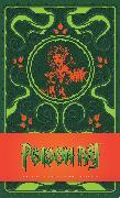 Cover-Bild zu DC Comics: Poison Ivy Hardcover Ruled Journal von Insight Editions
