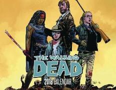 Cover-Bild zu The Walking Dead 2018 Calendar von Robert Kirkman
