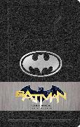 Cover-Bild zu DC Comics: Batman Ruled Notebook von Insight Editions