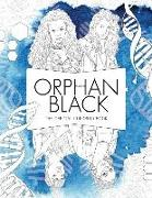Cover-Bild zu Orphan Black: The Official Coloring Book von Insight Editions