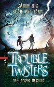 Cover-Bild zu Troubletwisters - Der Sturm beginnt (eBook) von Williams, Sean