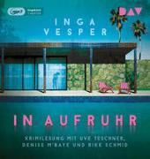 Cover-Bild zu Vesper, Inga: In Aufruhr