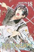 Cover-Bild zu Adachitoka: Noragami: Stray God 18