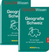 Cover-Bild zu SLALOMWissen - Geografie Schweiz - Bundle