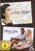 Cover-Bild zu Blind Side & Coco Channel - DVD Double von Hancock, John Lee