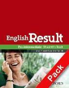 Cover-Bild zu English Result: Pre-Intermediate: Teacher's Resource Pack with DVD and Photocopiable Materials Book von Hancock, Mark