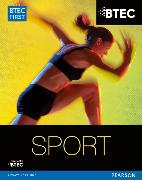Cover-Bild zu BTEC First in Sport Student Book von Adams, Mark