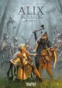 Cover-Bild zu Mangin, Valérie: Alix Senator. Band 10