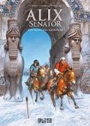 Cover-Bild zu Mangin, Valérie: Alix Senator. Band 11