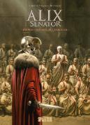 Cover-Bild zu Mangin, Valérie: Alix Senator 03. Die Verschwörung der Raubvögel