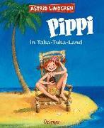 Cover-Bild zu Pippi in Taka-Tuka-Land (farbig) von Lindgren, Astrid