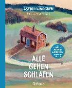 Cover-Bild zu Alle gehen schlafen von Lindgren, Astrid