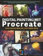 Cover-Bild zu Digital Painting mit Procreate (eBook) von Grünewald, Simone