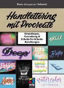 Cover-Bild zu Handlettering mit Procreate von Ivkovic, Pavo