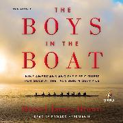 Cover-Bild zu The Boys in the Boat von Brown, Daniel James