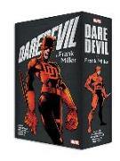 Cover-Bild zu Miller, Frank: Daredevil By Frank Miller Box Set