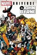 Cover-Bild zu Claremont, Chris: Marvel Universe By John Byrne Omnibus
