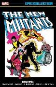 Cover-Bild zu Mantlo, Bill: New Mutants Epic Collection: Renewal