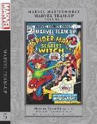 Cover-Bild zu Mantlo, Bill: Marvel Masterworks: Marvel Team-Up Vol. 5