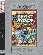 Cover-Bild zu Isabella, Tony: Marvel Masterworks: Ghost Rider Vol. 2