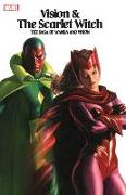 Cover-Bild zu Englehart, Steve: Vision & The Scarlet Witch - The Saga Of Wanda And Vision