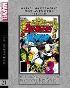 Cover-Bild zu Shooter, Jim: Marvel Masterworks: The Avengers Vol. 21