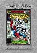 Cover-Bild zu Wolfman, Marv (Ausw.): Marvel Masterworks: the Amazing Spider-Man Vol. 18