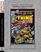 Cover-Bild zu Mantlo, Bill: Marvel Masterworks: Marvel Two-in-One Vol. 2