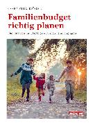 Cover-Bild zu Familienbudget richtig planen (eBook) von Döbeli, Cornelia